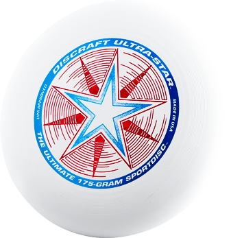 Discraft Ultra-Star White